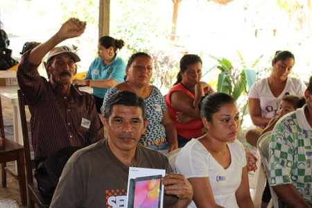 Entrega de Tablets a CAPS